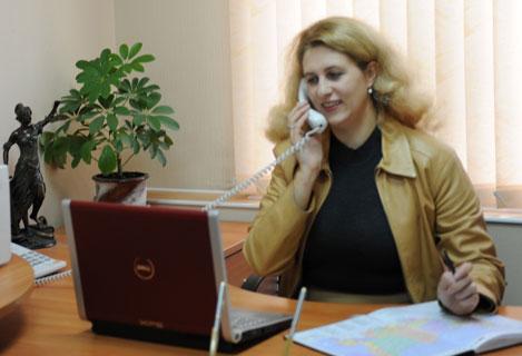 Директор компании Зиновьева Елена Анатольевна